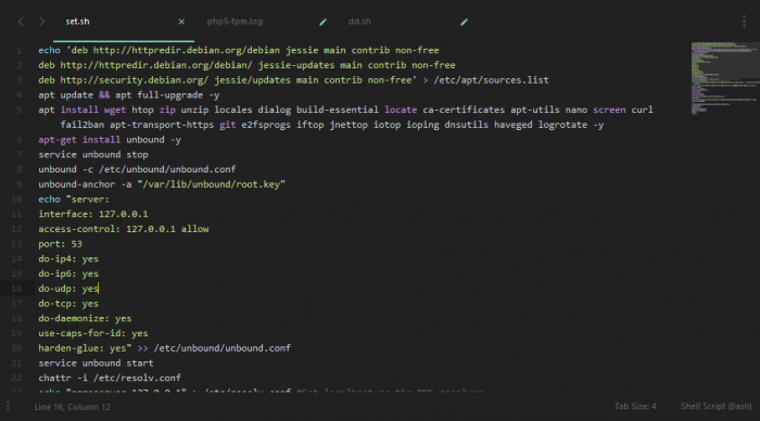Du Material Design pour Sublime Text