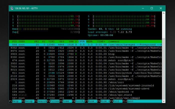 Compiler son noyau Linux sous Debian et Ubuntu