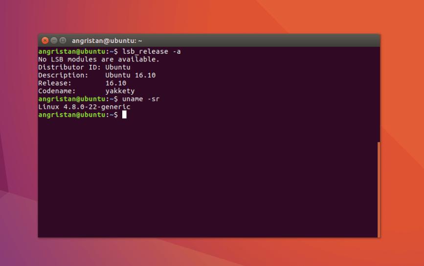 Mettre à jour Ubuntu vers la version 16.10