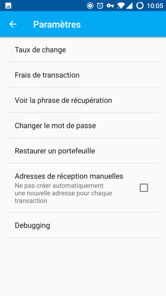 Coinomi, le wallet multi-coin pour Android