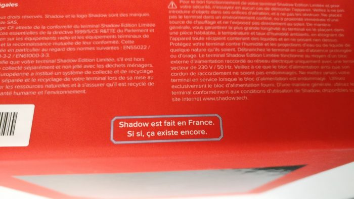 Shadow pc cloud gaming avis