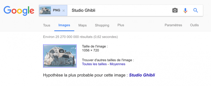 Made in Abyss Studio Ghibli Google