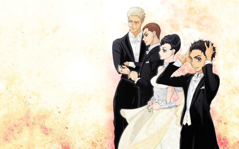 Welcome to the Ballroom (Ballroom e Youkoso)