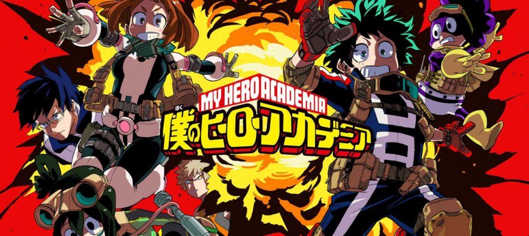 My Hero Academia 2 (Boku no Hero Academia 2)