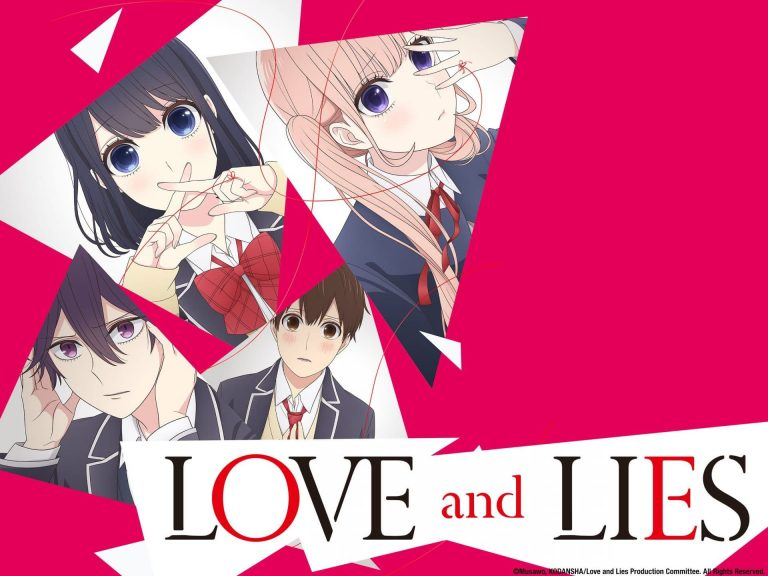 Love and Lies (Koi to Uso)