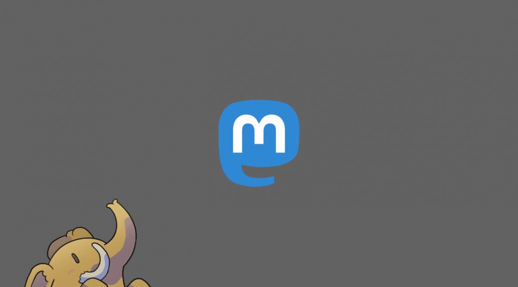Nettoyer la base de données de Mastodon après la mise à jour en 2.0.0