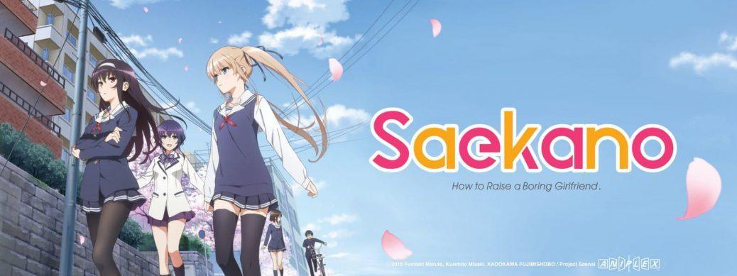Saekano: How to Raise a Boring Girlfriend .flat (Saenai Heroine no Sodatekata ♭)