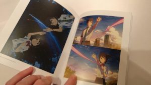 Livre collector Kimi no Na wa